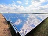 Usina de Tanquinhos é a primeira de energia solar no Estado de São Paulo. Foto: Divulgação